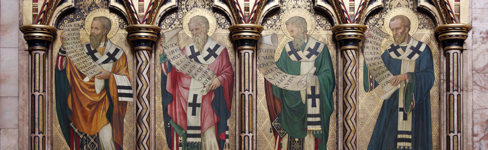 Comper's Church Fathers